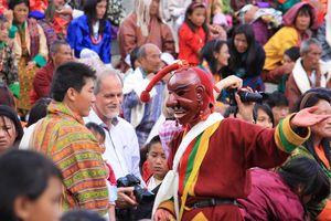 festival Tsechu (1) - Bhutan