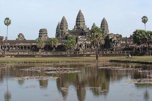 Angkor Wat - Angkor - Cambodja