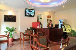 lobby Cardamom - Phnom Penh - Cambodja