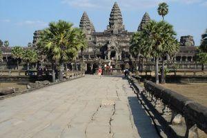 Angkor Wat tempel - Siem Reap - Cambodja
