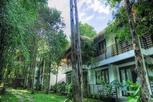 Natura Resort - Cambodja