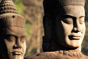 Angkor Thom Tempel in Siem Reap - Siem Reap - Cambodja