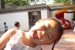 meisje - China