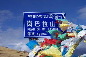 gebedsvlaggen - Tibet - China