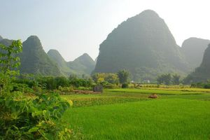 river cruise - Yangshuo - China