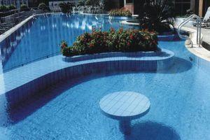zwembad - YinHe Dynasty Hotel - Chengdu - China