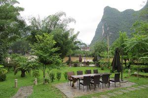 tuin - Moondance Resort - Moondance Resort - China