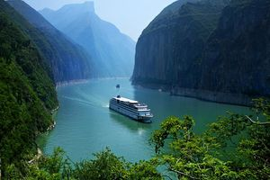 Yangtze cruise - Gold 3 - Yangtze cruise Gold 3 - China