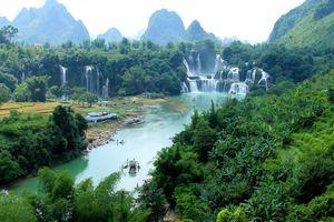 Detian watervallen - Daxin - China