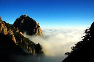 uitzicht Huangshan (2) - Huangshan - China