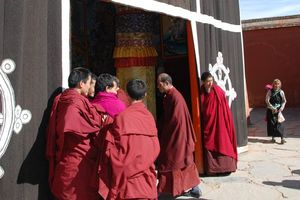 Labrang klooster in Xiahe (2) - Xiahe - China