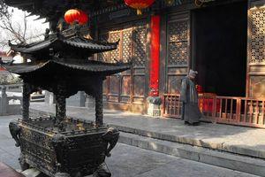 Shaolin tempel - Dengfeng - China