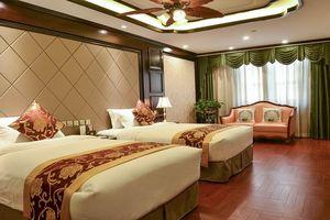 standaardkamer Aziatische stijl van Sihai Yijia Boutique hotel in Xi'an - Sihai Yijia Boutique hotel - China - foto: lokaal agent