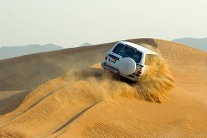 Jeep duinen - Dubai