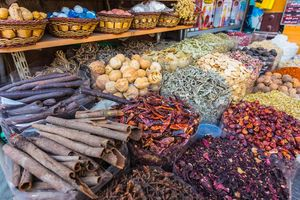 Specerijen - Dubai
