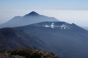 gebergte van het nationaal park - Kirishima - Japan - foto: flickr