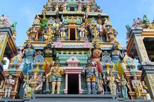 Hindoeïstische tempel - Negombo - Sri Lanka - foto: flickr