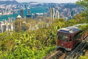 Tramlijn viewpoint - Hong Kong