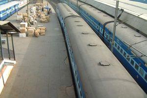 trein - India