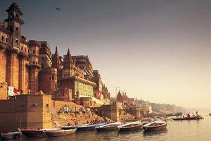 Ganges rivier - Ganges rivier - India