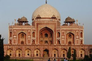 Humayun's Tomb - Delhi - India