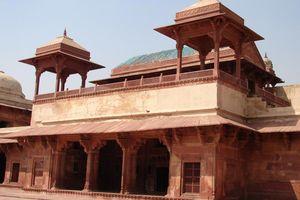 Tempel Fatehpur Sikri