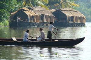 Houseboat - Backwaters - India