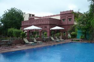 zwembad - Ratan Vilas - Jodhpur - India
