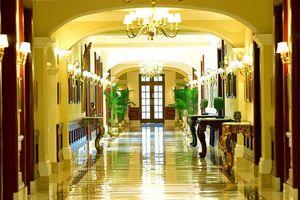 lobby - The Imperial Delhi - India