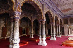 Karauli City Palace binnen
