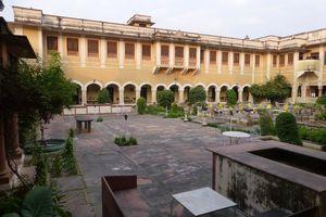 Bhanwar Vilas Palace in Karauli - Bhanwar Vilas Palace - India