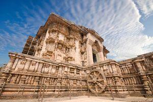 Tempel van de zon, Konark, Orissa - India