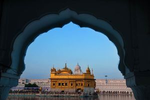 Amritar Golden Temple - India