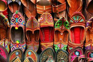 Pantoffels India style - India