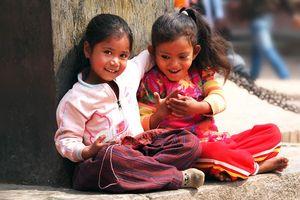 Indische kindjes - India
