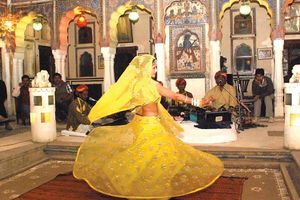 entertainment Mandawa Haveli in Mandawa