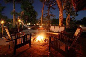 kampvuur Tuli Tiger Resort - Kanha - Tuli Tiger Resort - India