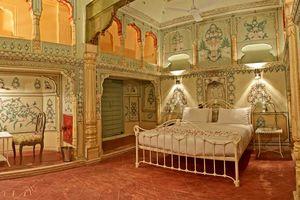 slaapkamer Vivaana Culture Hotel - Mandawa
