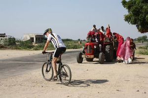 fietsen in Rajasthan - Rajasthan - India