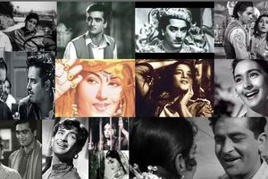 Bollywood collage