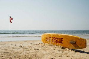 strand van Goa - Goa - India
