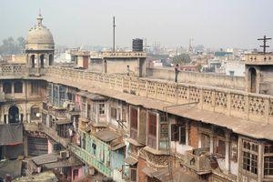 spice market - old Delhi - India