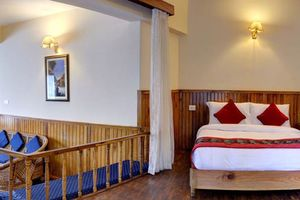 Summit New Regency deluxe room in Pelling - Summit New Regency - India