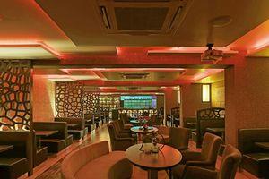restaurant van Brijwasi Lands Inn in Mathura - Brijwasi Lands Inn - India