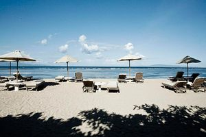 strand - La Tarverna - La Tarverna Sanur - Indonesië