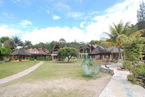 buiten - Tabo Cottages - Samosir Island - Indonesië
