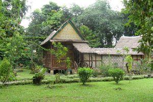 buitenkant kamer - Mega Inn Guesthouse - Tangkahan - Indonesië