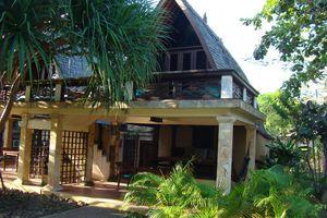 hotel - Hotel Vila Ombak - Gili Trawangan - Indonesië