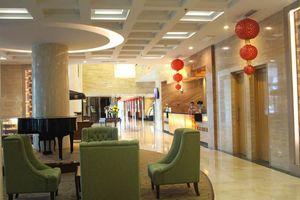 lobby van Emerald Garden - Emerald Garden - Indonesië - foto: Lokale agent