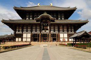 Todaiji Tempel
